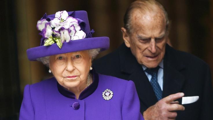 Nur ein Gerücht? Queen Elizabeth II. soll verstorben sein.