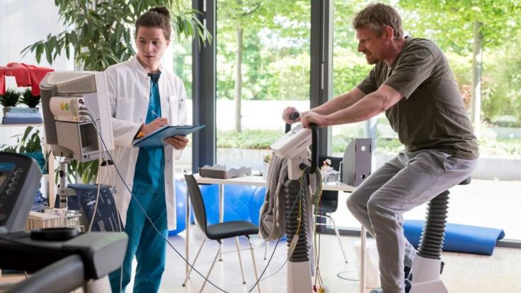 In aller Freundschaft - Die jungen Ärzte bei Das Erste