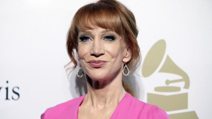 US-Komikerin Kathy Griffin ist an Krebs erkrankt. (Foto)