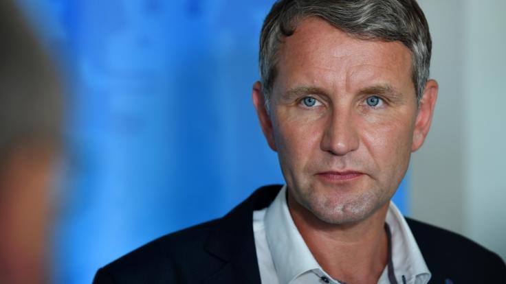 Björn Hocke ist AfD-Spitzenkandidat bei der Landtagswahl in Thüringen Ende Oktober.