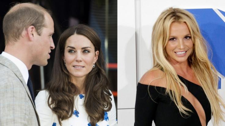 Sex zwischen Prinz William und Britney Spears, ist das möglich? (Foto)