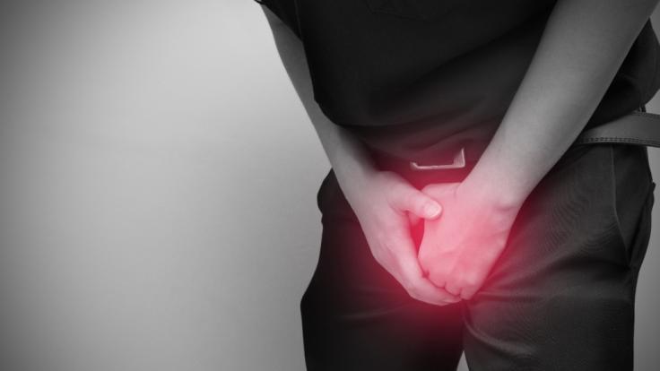 Der Fall eines 40-Jährigen verblüffte die Ärzte in Großbritannien: Der Mann hatte den ersten bekannten vertikalen Penisbruch (Foto)