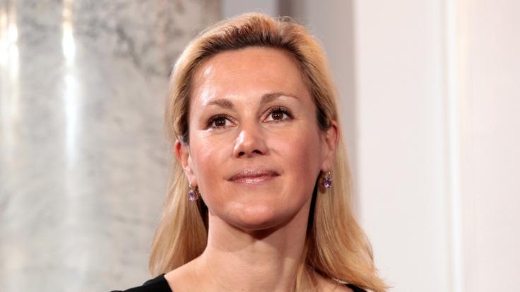 Bettina Wulff geht gegen das Oben-ohne-Foto vor.
