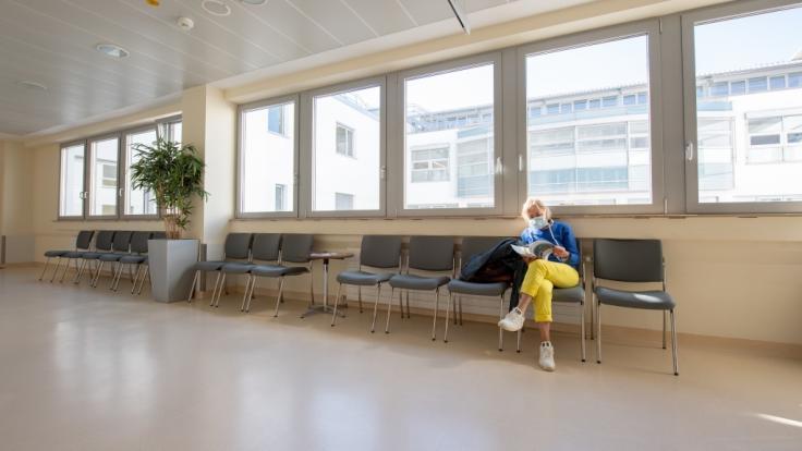 Deutschlands Krankenhäuser sind nicht ausgelastet.