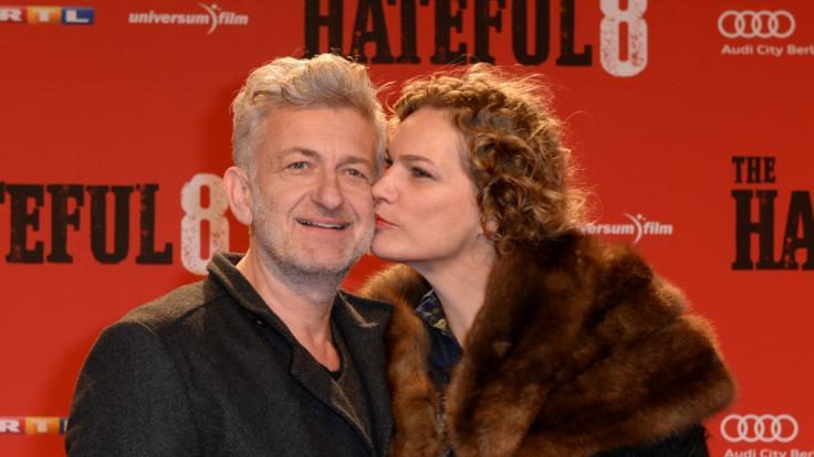 Dominic Raacke ist mit der Künstlerin Alexandra Rohleder liiert. (Foto)
