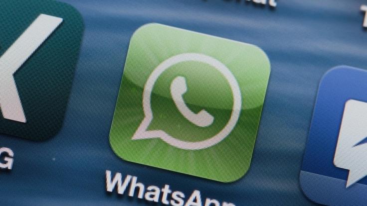 Schlechte Nachricht für iPhone-User: Sie können den WhatsApp-Webclient vorerst nicht nutzen. (Foto)