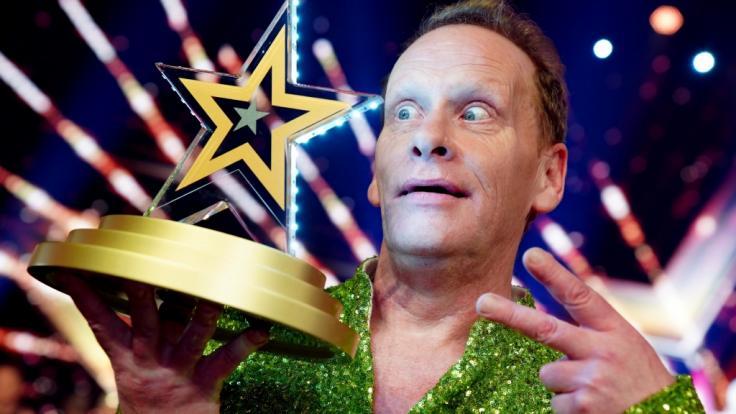 """Stevie Starr ist """"Das Supertalent 2018"""". (Foto)"""