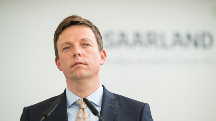 Saarlands Ministerpräsident Hans warnt vor Kollaps in Krankenhäusern. (Foto)