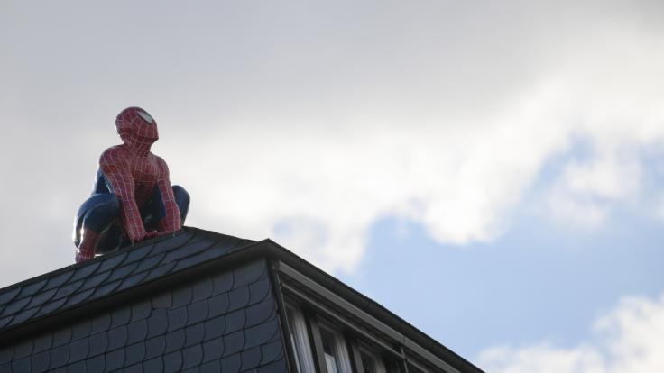 """Der """"Spider-Man aus Paris"""" trug zwar kein Kostüm, handelte aber ganz im Sinne des Superhelden. (Symbolfoto) (Foto)"""