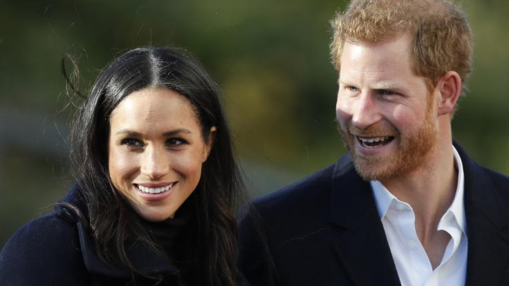 Meghan Markle in den News des Tages. (Foto)