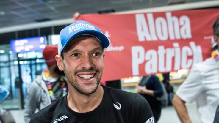 Der Mann aus Eisen: Patrick Lange hat die Ironman-Weltmeisterschaft zwei Mal in Folge gewonnen. (Foto)
