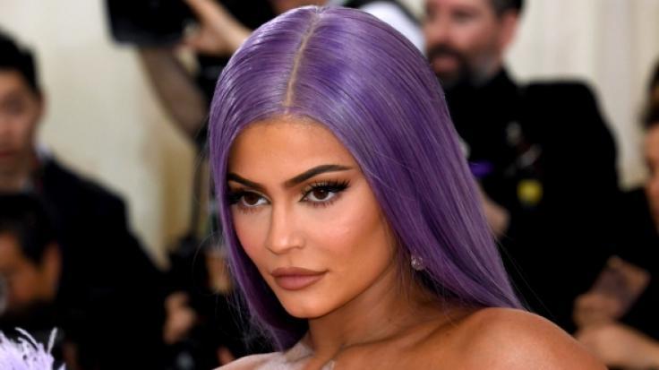 Kylie Jenner präsentierte ihren Instagram-Fans einen rundum