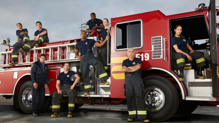 Seattle Firefighters - Die jungen Helden bei ProSieben (Foto)
