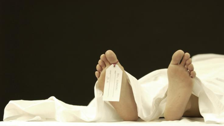 Eine Frau hat sich in einem Selbstmordforum das Leben genommen. (Foto)