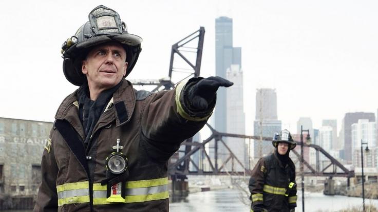 Chicago Fire bei VOX (Foto)