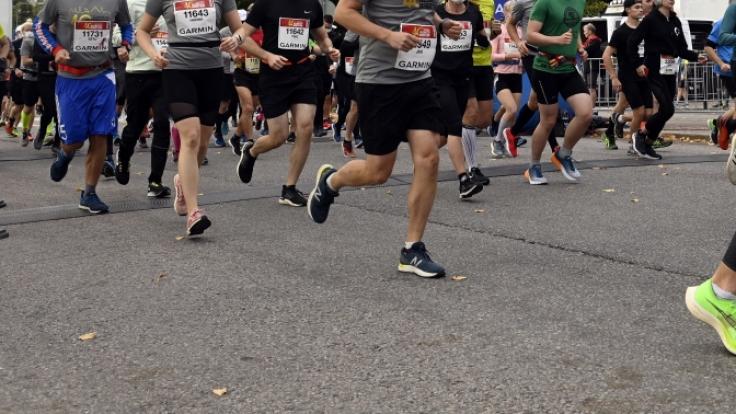 Der London Marathon 2020 findet am 04. Oktober 2020 statt. (Foto)