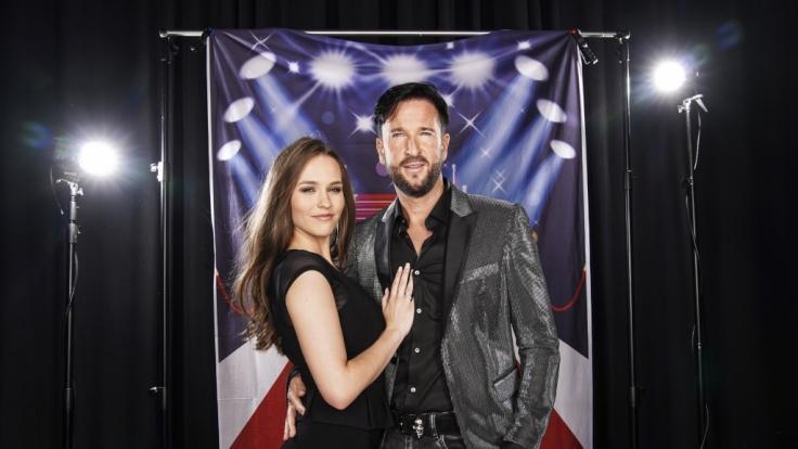 Michael Wendler und Freundin Laura polarisieren (Foto)