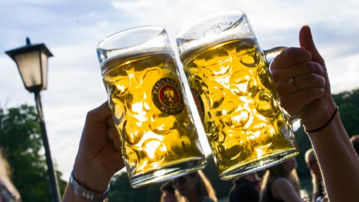 Ab Mittwoch gilt in München ein Alkoholverbot.