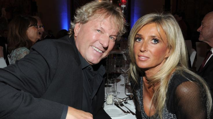 Bernhard Brink und seine Ehefrau Ute sind seit 1987 verheiratet. (Foto)