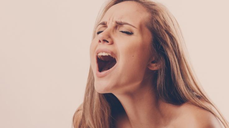 Kann frau beim Sport zum Orgasmus kommen?