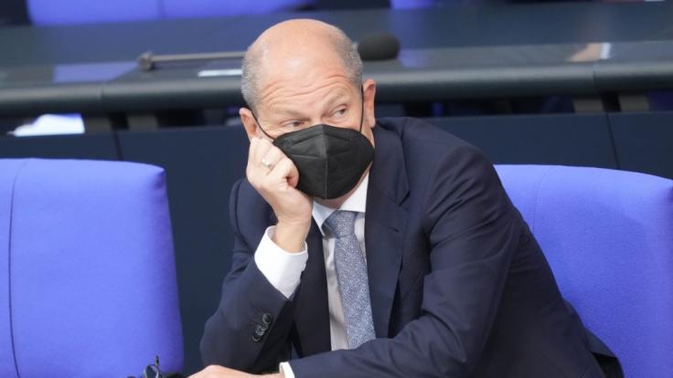 Hat die Razzia im Bundesfinanzministerium Folgen für Olaf Scholz? (Foto)