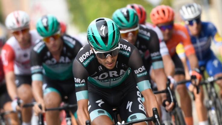 Vom 29. August bis zum 20. September findet die Tour de France statt. (Symbolfoto)