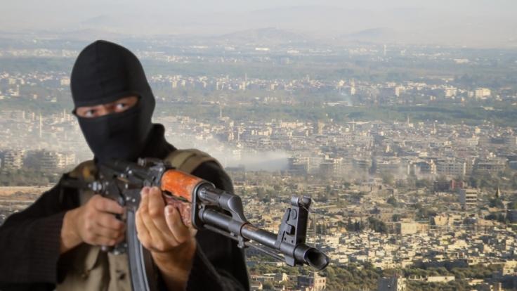 Bosnien könnte Terrorexperten zufolge die neue Hochburg für die Terrormiliz IS werden. (Symbolbild) (Foto)