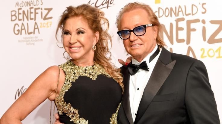 Carmen und Robert Geiss stehen immer wieder wegen ihrer Kindererziehung in der Kritik ihrer Fans. (Foto)