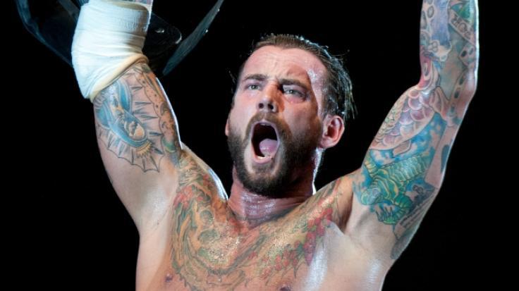 CM Punk kehrte bei AEW All Out nach 7 Jahren in den Wrestling-Ring zurück. (Foto)