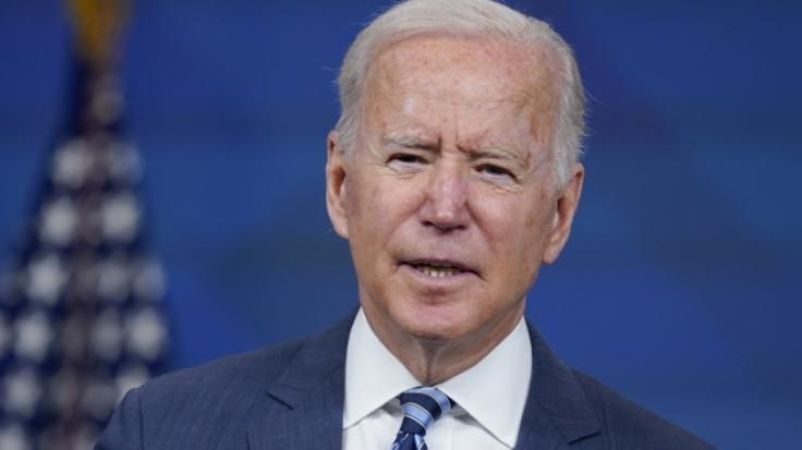 Nicht alle Mitarbeiter sind einer Meinung mit US-Präsident Joe Biden. (Foto)