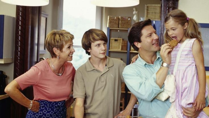 Familie Dr. Kleist bei MDR (Foto)