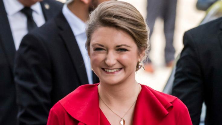 Stéphanie von Luxemburg feiert am 18. Februar ihren 37. Geburtstag.
