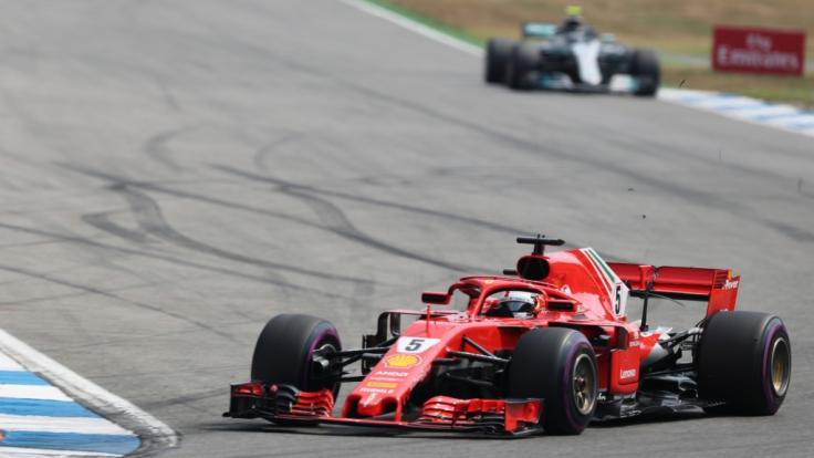 Die Formel 1 testet vom 18.-21. Februar 2019 in Barcelona für die neue Saison.