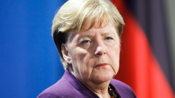 Angela Merkel delegiert die Corona-Verantwortung an die Länderchefs. (Foto)