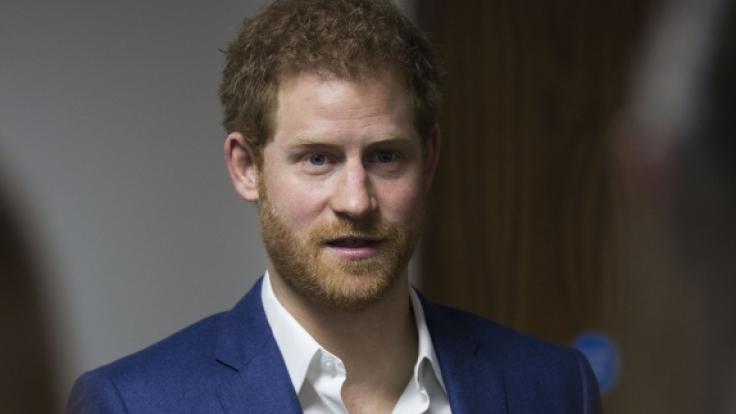 Ist Prinz Harry gelangweilt von Meghan Markle? (Foto)