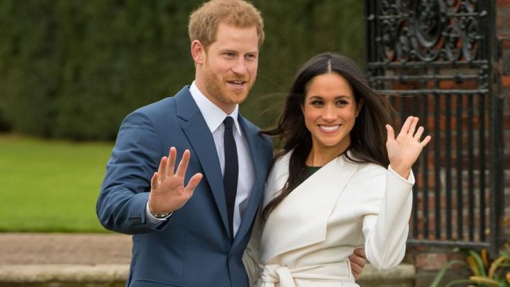 Abschied für immer: Für Prinz Harry und Meghan Markle gibt es kein Zurück mehr in den Schoß der Königsfamilie. (Foto)