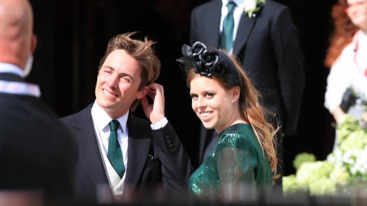 Prinzessin Beatrice plant ihre Hochzeit offenbar in Italien.