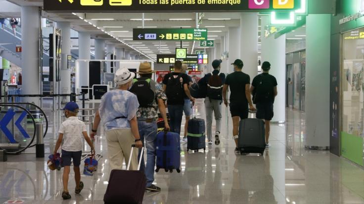 Reisen trotz Corona-Pandemie: Auf Mallorca wird die Rückkehr von Touristen bereits herbeigesehnt. (Foto)