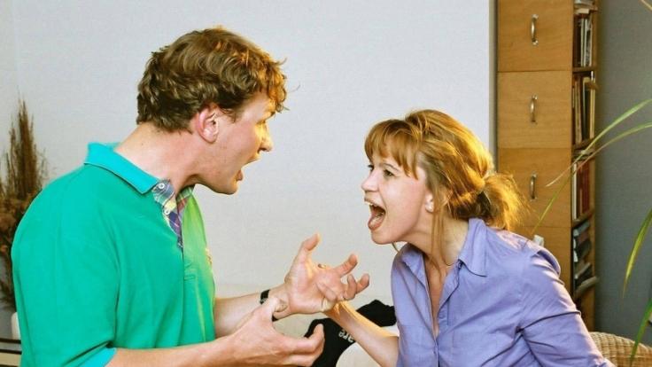 Geht eine Freundschaft im Streit in die Brüche, hilft zunächst Abstand. (Foto)