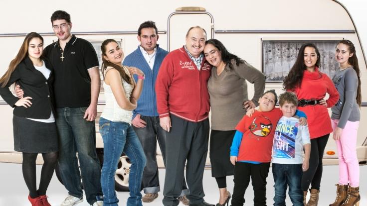 Die Hartmanns - Eine Großfamilie auf Achse. (Foto)