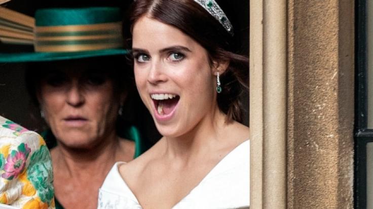 Prinzessin Eugenie von York ist von den Socken: Wird die Ehefrau von Jack Brooksbank bald Mutter? (Foto)