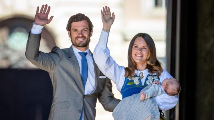 Prinzessin Sofia von Schweden hat sich zum Liebling im schwedischen Königshaus gemausert. (Foto)