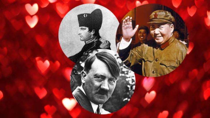 Die Diktatoren der Menschheitsgeschichte hatten seltsame Sex-Vorlieben.