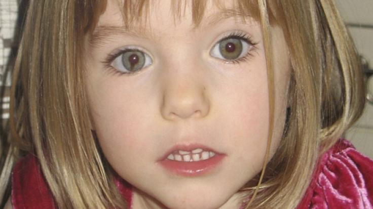 Die kleine Madeleine McCann gilt seit 2007 als vermisst. (Foto)
