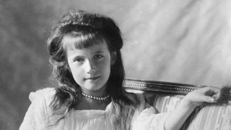 Die wahre Anastasia Romanov (Foto)