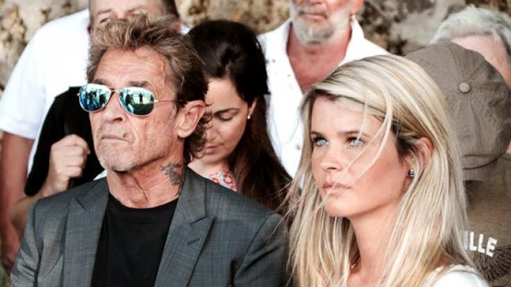 Peter Maffay liebt die 28-jährige Hendrikje Balsmeyer. (Foto)