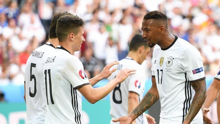 Tauscht PSG Julian Draxler gegen Jerome Boateng?