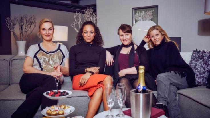 Britt Hagedorn, Milka Loff Fernandes, Nina Vorbrodt, Michaela Schaffrath (Foto)