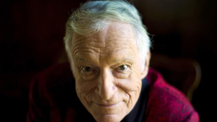 Hugh Hefner ist im Alter von 91 Jahren gestorben. (Foto)