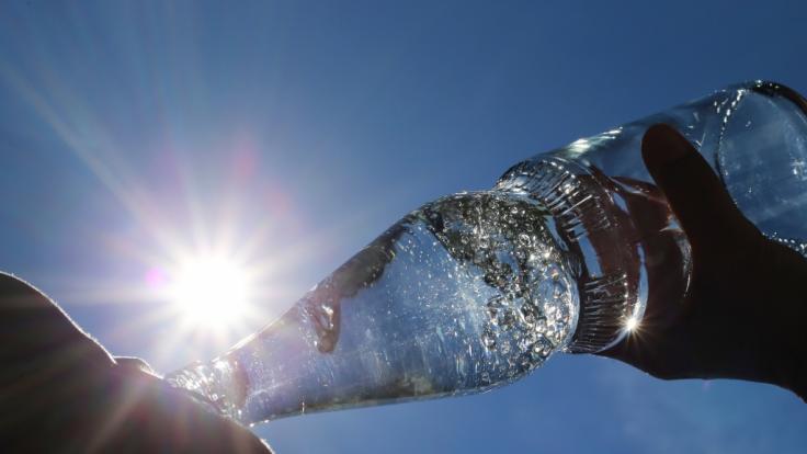Wassermangel ist gefährlich